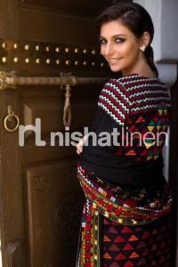 Latest Nishat linen Winter Collection- Stylesgap (13)