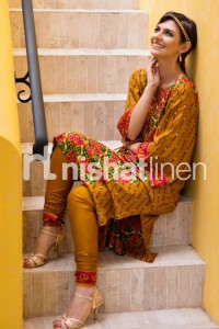 Latest Nishat linen Winter Collection- Stylesgap (2)