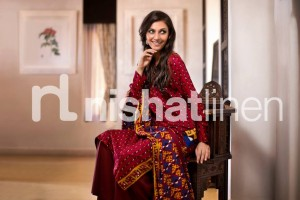 Latest Nishat linen Winter Collection- Stylesgap (4)