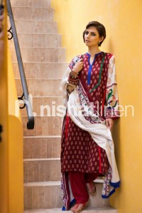 Latest Nishat linen Winter Collection- Stylesgap (7)