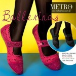 Winter Bollerinas By Metro | Latest Winter Shoes By Metro