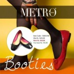 Winter Booties By Metro | Latest Winter Shoes By Metro
