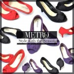Winter Footwear By Metro | Latest Winter Shoes By Metro