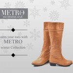 Cowgirl Style winter wear | Latest Winter Shoes By Metro