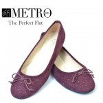 The Perfect Flat Pumps By Metro | Latest Winter Shoes By Metro