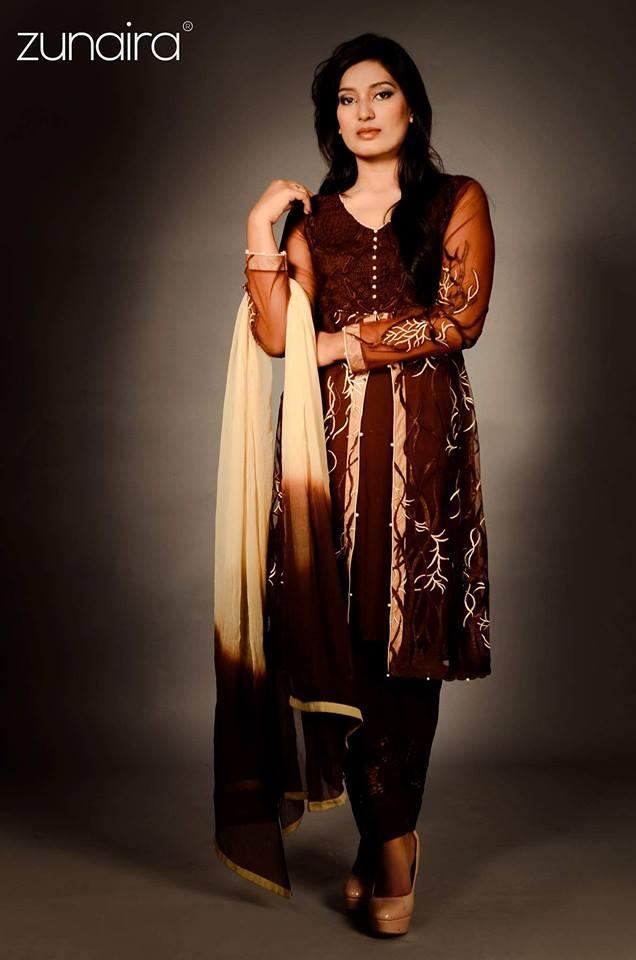 Pakistani Party Wear Fancy Dresses 2018 2019 Designs Collection