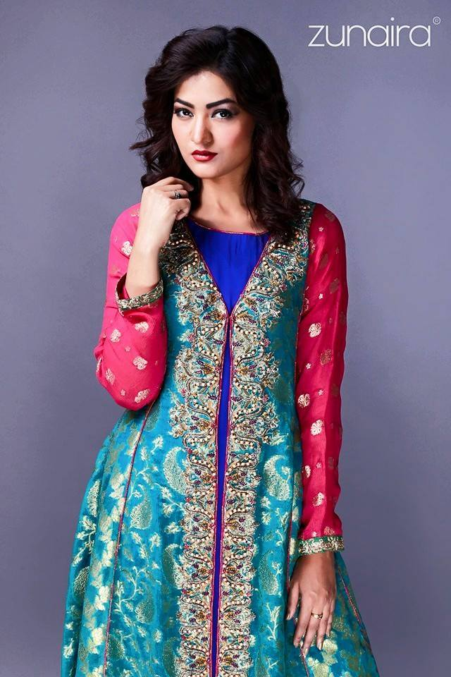 1e2ccc3d8ad8a Pakistani Party Wear Fancy Dresses 2018-2019 Designs Collection