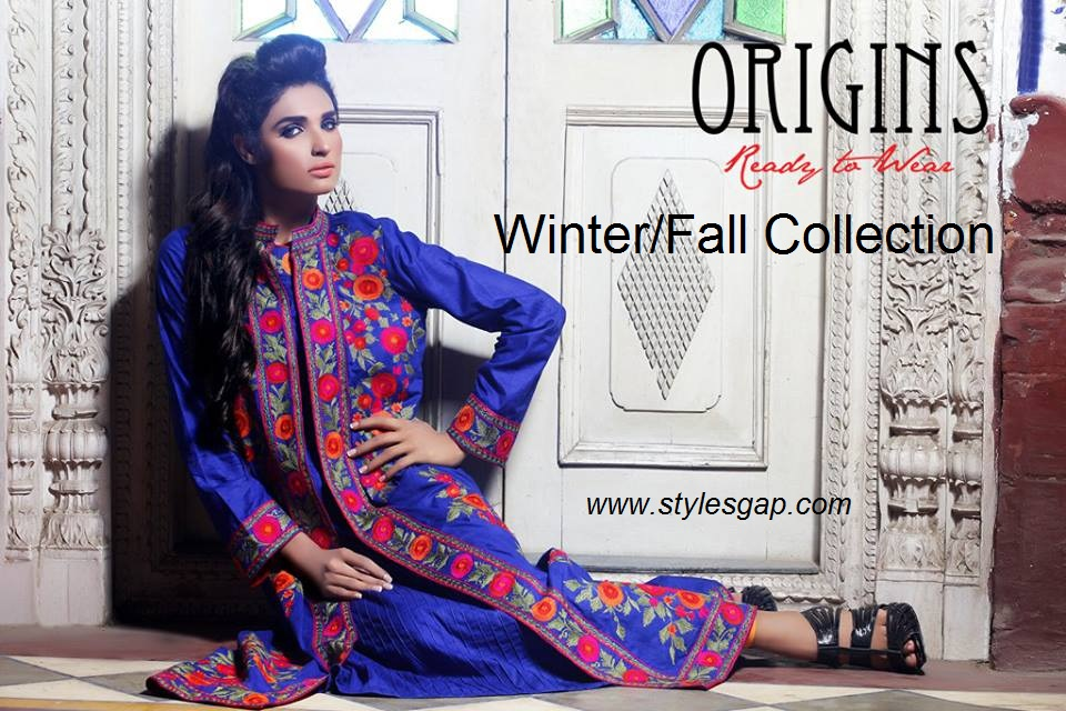 Ready to Wear Winter/Fall Collection For Girls By Origins