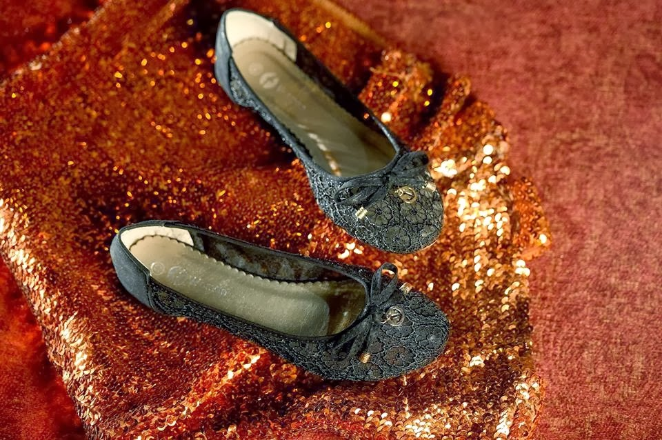 Latest Designs Of Women Shoes By Firdous Concept (4)
