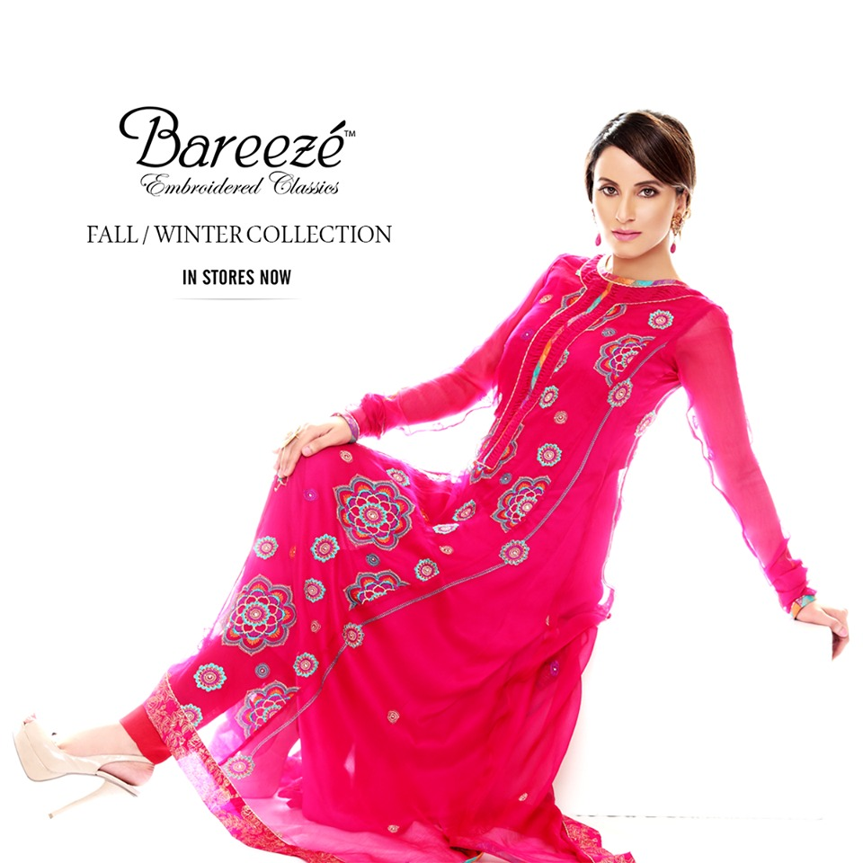 Latest Winter Collection For Women By Bareeze (23)