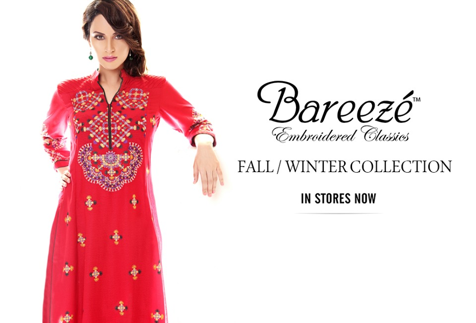 Latest Winter Collection For Women By Bareeze (28)
