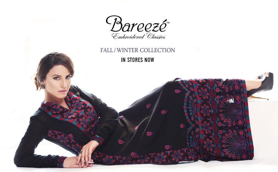 Latest Winter Collection For Women By Bareeze (31)