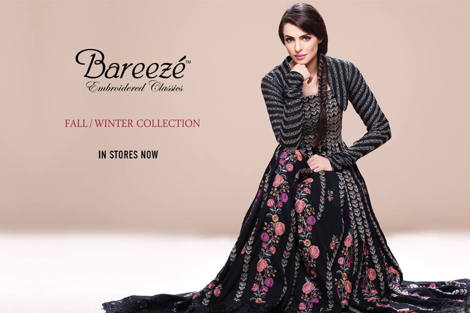 Latest Winter Collection For Women By Bareeze (8)