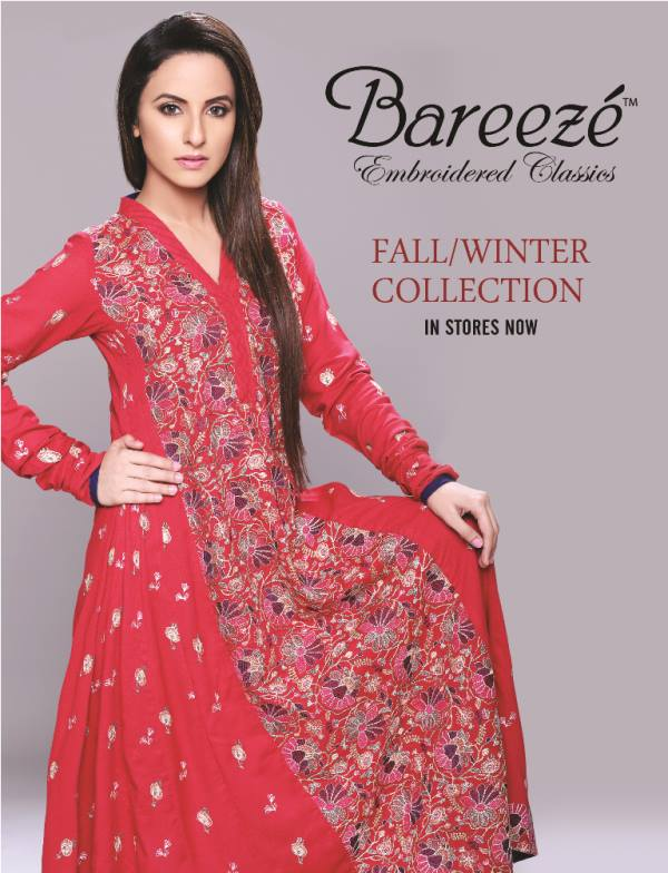 Latest Winter Collection For Women By Bareeze (9)