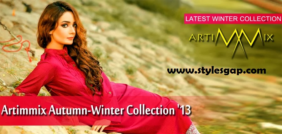 Latest Winter Collection for Women By Artimmix 2013 (10)