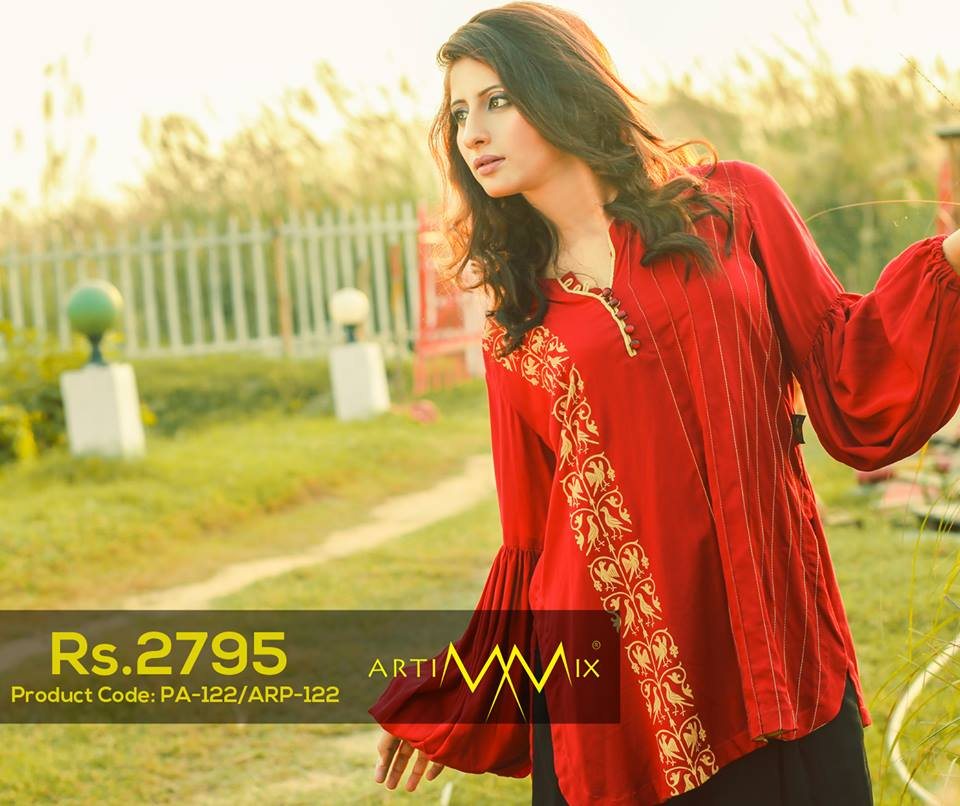 Latest Winter Collection for Women By Artimmix 2013 (12)
