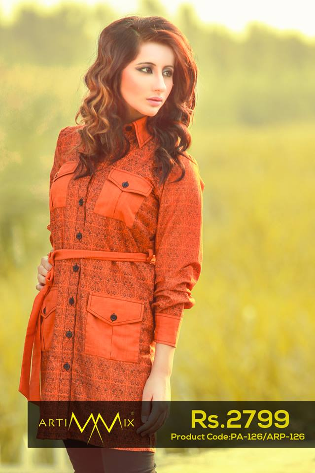 Latest Winter Collection for Women By Artimmix 2013 (15)