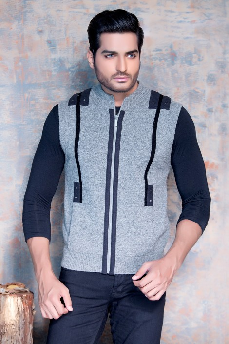 Latest Winter Outfits \u0026 Sweaters for Men 2017,2018 by Bonanza (1)