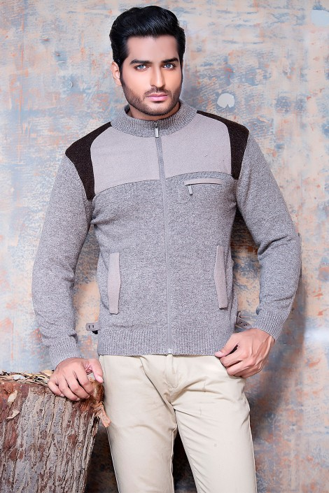 Latest Winter Outfits \u0026 Sweaters for Men 2017,2018 by Bonanza (5)