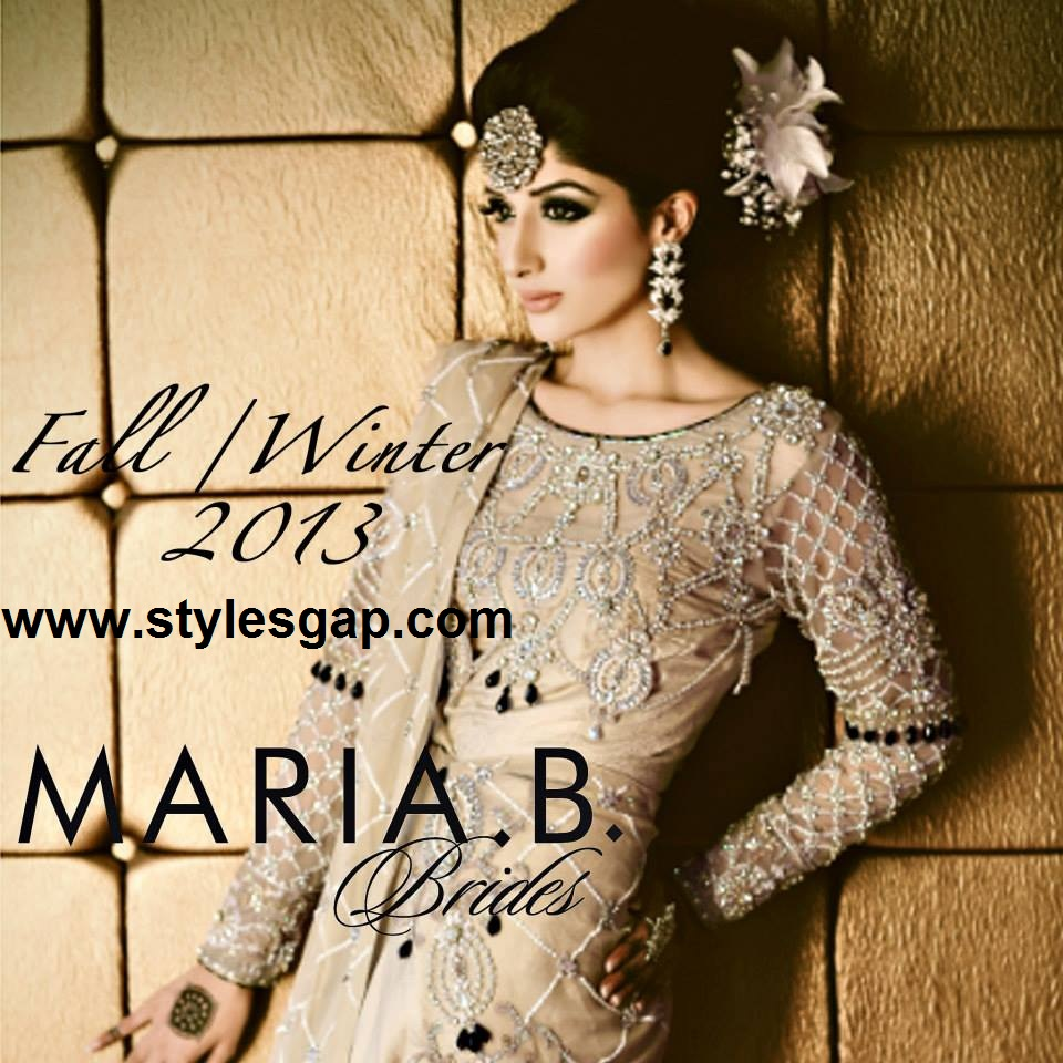 Maria B Bridal Collection 2013 2014 9 Stylesgap Com