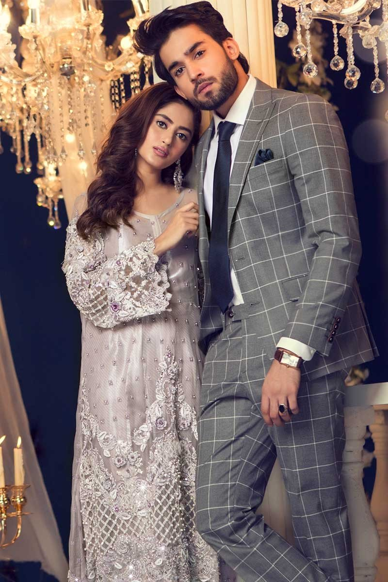Maria B Couture Latest Fancy Formal Wedding Dresses 2019 2020