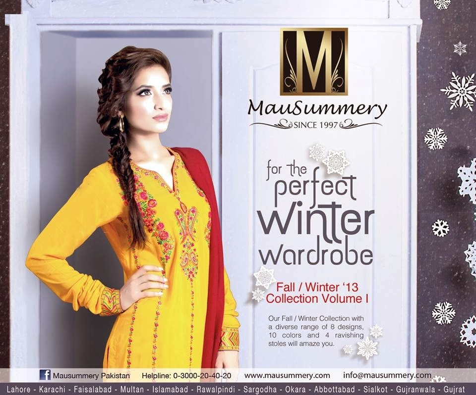 Mausummery Fall Winter Collection 2013-2014 for Women (1)