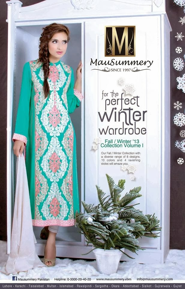 Mausummery Fall Winter Collection 2013-2014 for Women (12)