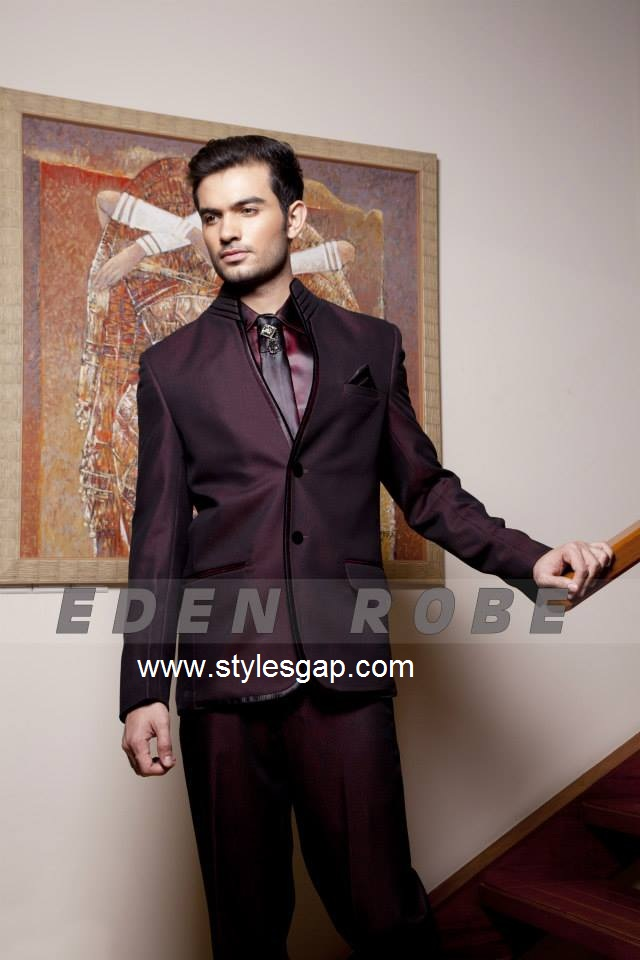 8eed25ee3bc Latest Collection of Party Wear Dresses For Men By Eden Robe
