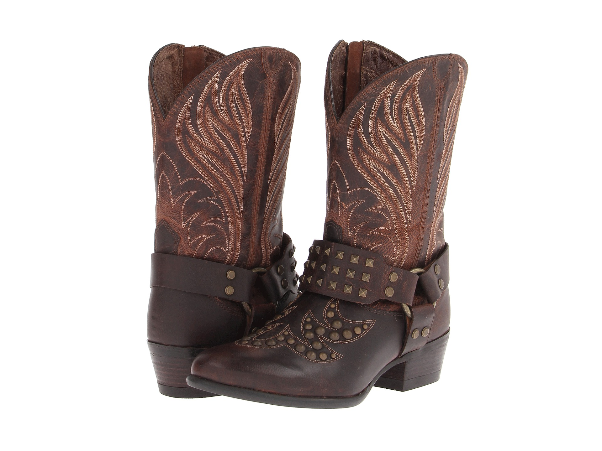 Stylish western boots for ladies