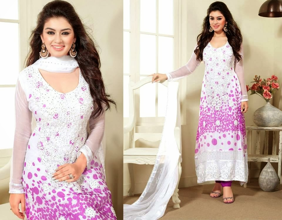 Asian and Indian Salwar Kameez Designs for Women  (10)