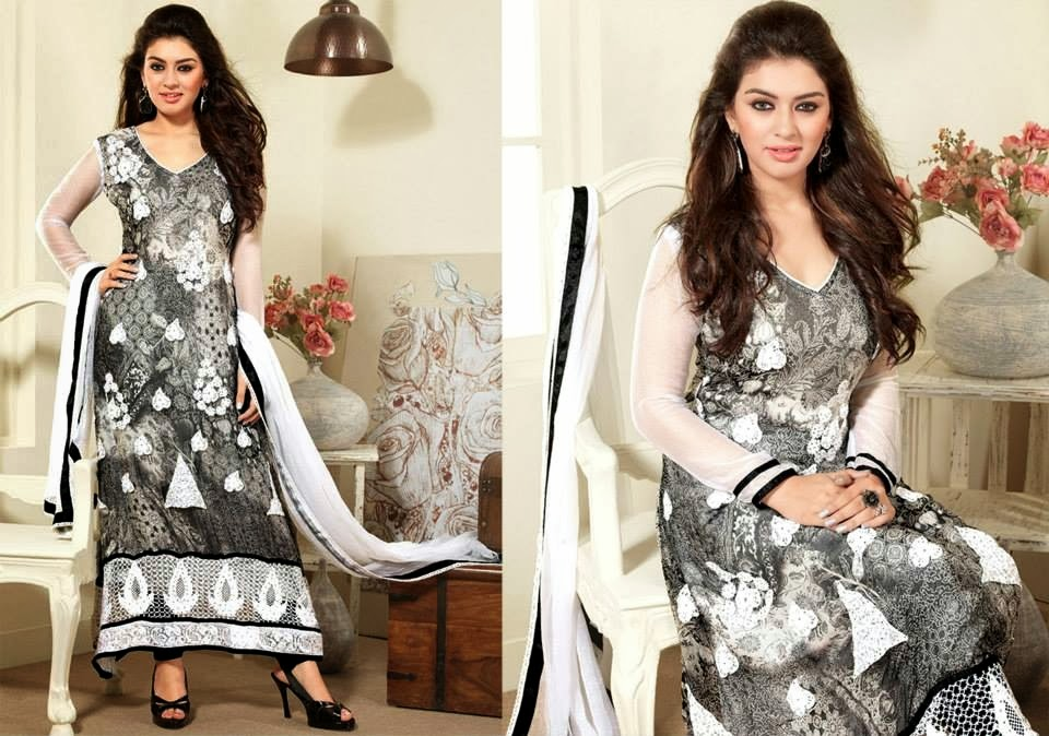 Asian and Indian Salwar Kameez Designs for Women  (11)