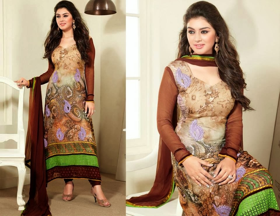 Asian and Indian Salwar Kameez Designs for Women (4)