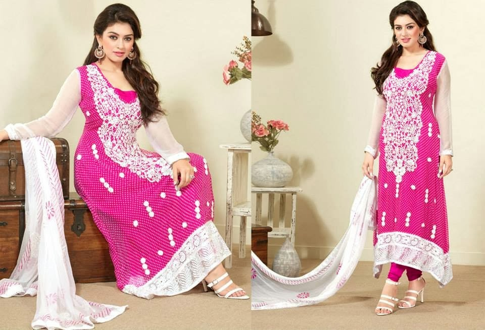 Asian and Indian Salwar Kameez Designs for Women  (8)