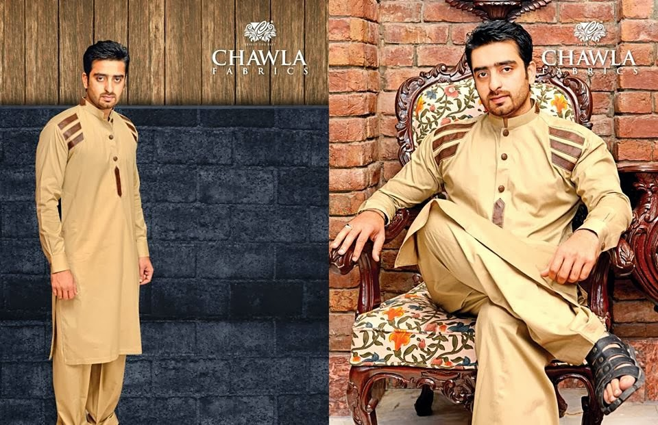 Chawla Fabrics Latest Kurta Designs For Men (1)