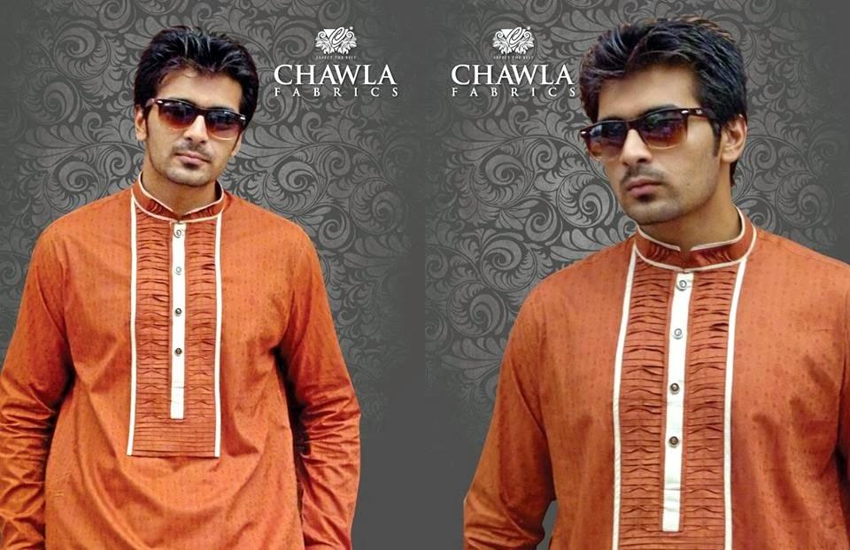 Chawla Fabrics Latest Kurta Designs For Men (11)