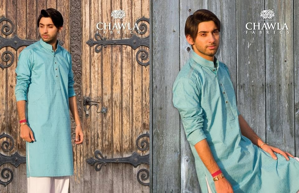 Chawla Fabrics Latest Kurta Designs For Men (12)