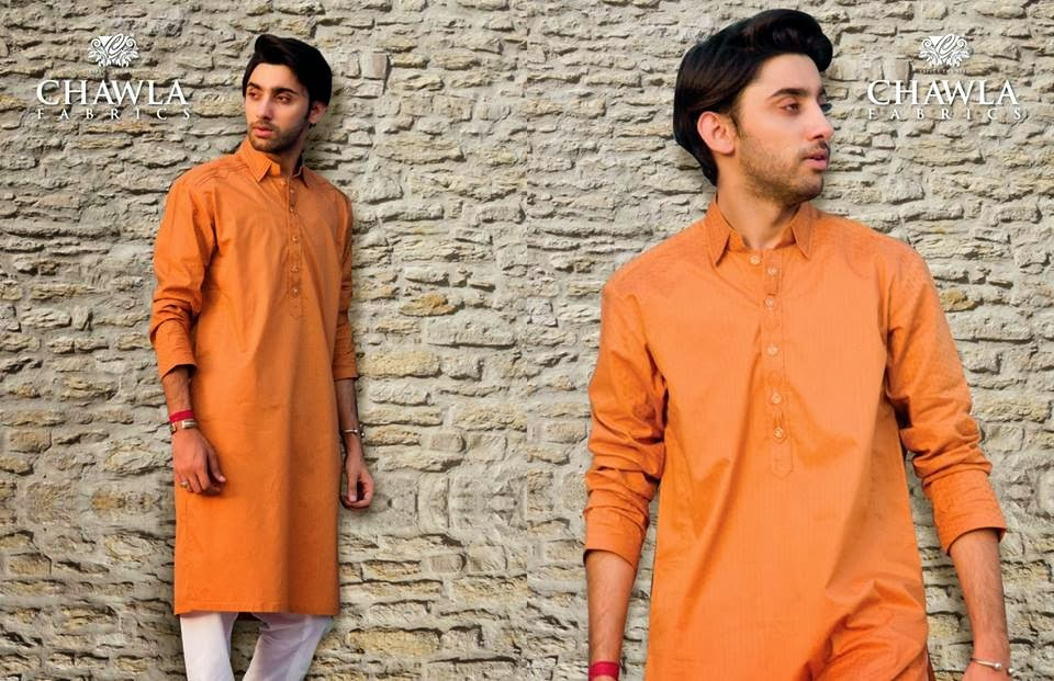 Chawla Fabrics Latest Kurta Designs For Men (4)