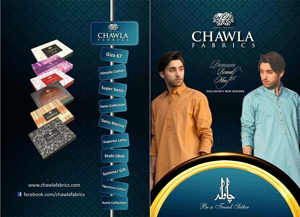 Chawla Fabrics Latest Kurta Designs For Men (6)