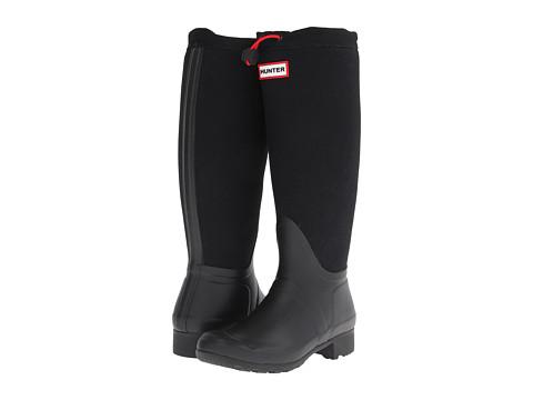 Hunter tour canvas boots for women