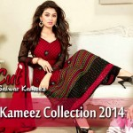 Latest Pakistani & Indian Straight Cut Salwar Kameez Designs For Women