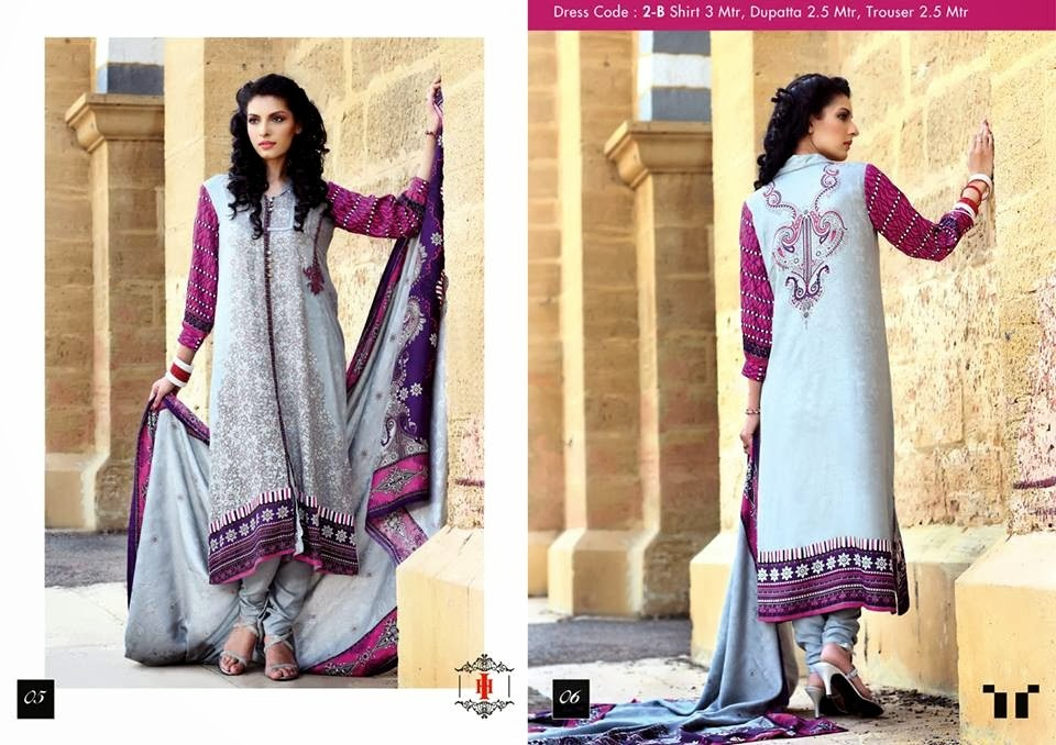 Ittehad Swiss Linen Collection 2014-15 (3)