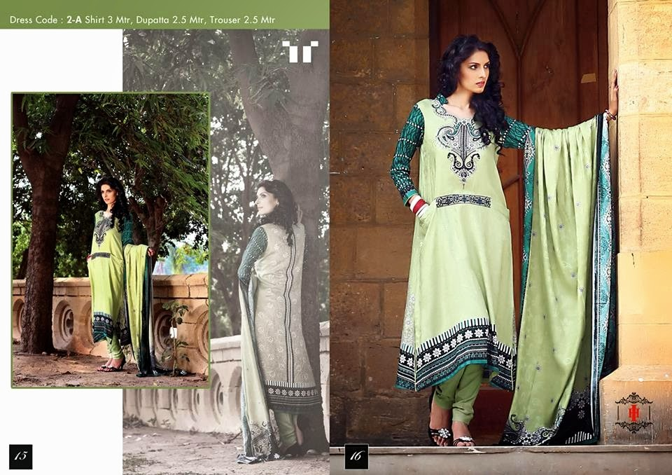 Ittehad Swiss Linen Collection 2014-15 (7)