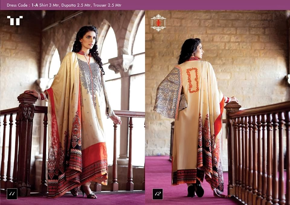 Ittehad Swiss Linen Collection 2014-15 (8)