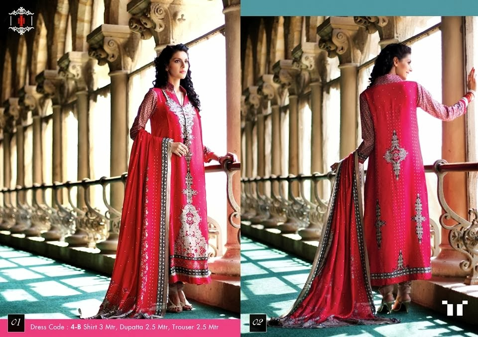 Ittehad Swiss Linen Collection 2014-15 (9)