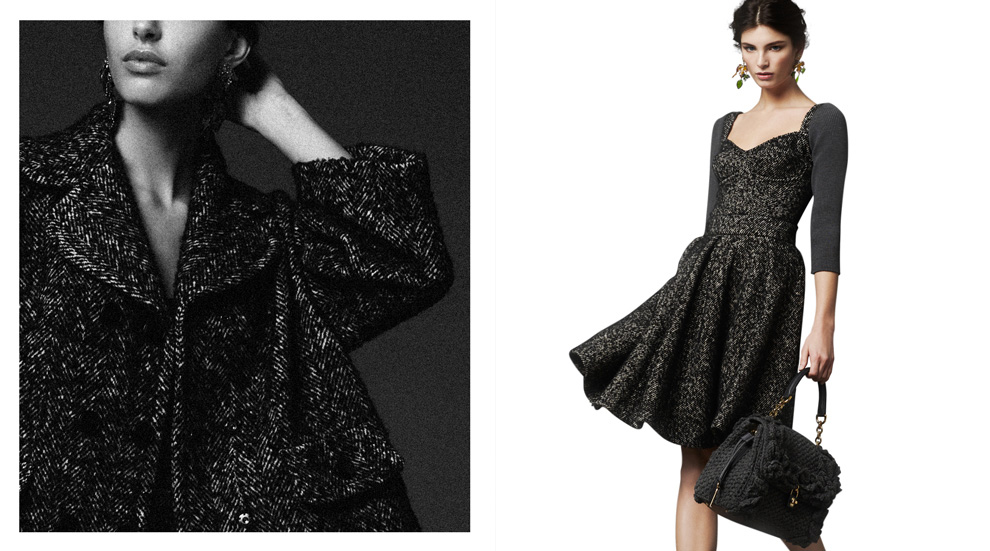 Latest Women Collection 2014 By Dolce and Gabbana (1)