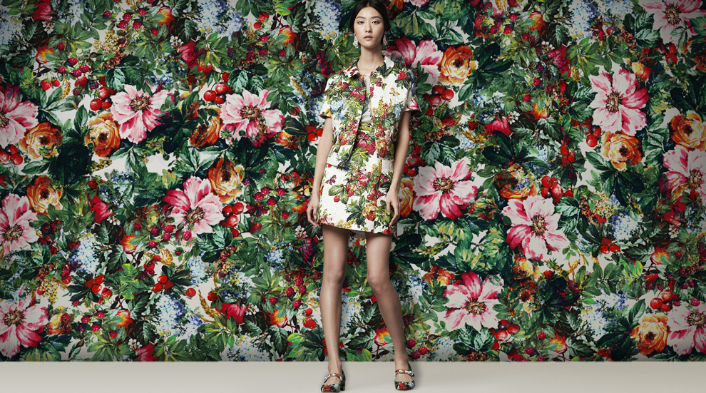 Latest Women Collection 2014 By Dolce and Gabbana (14)