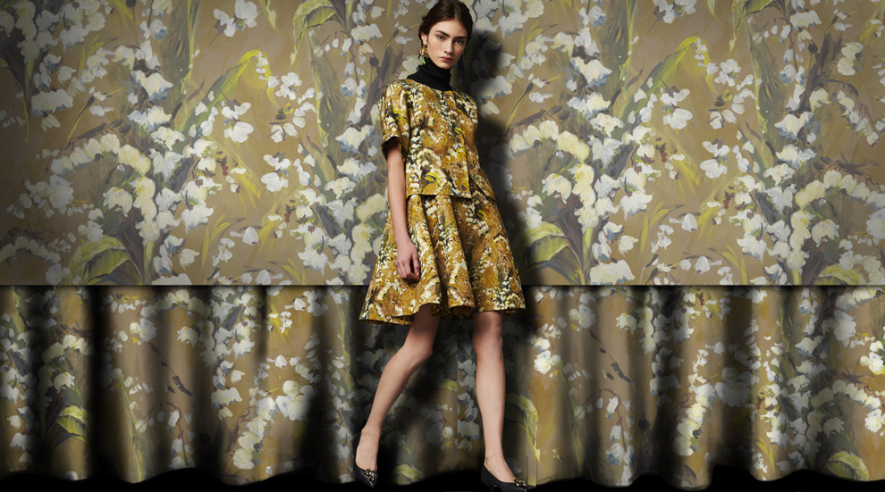 Latest Women Collection 2014 By Dolce and Gabbana (16)