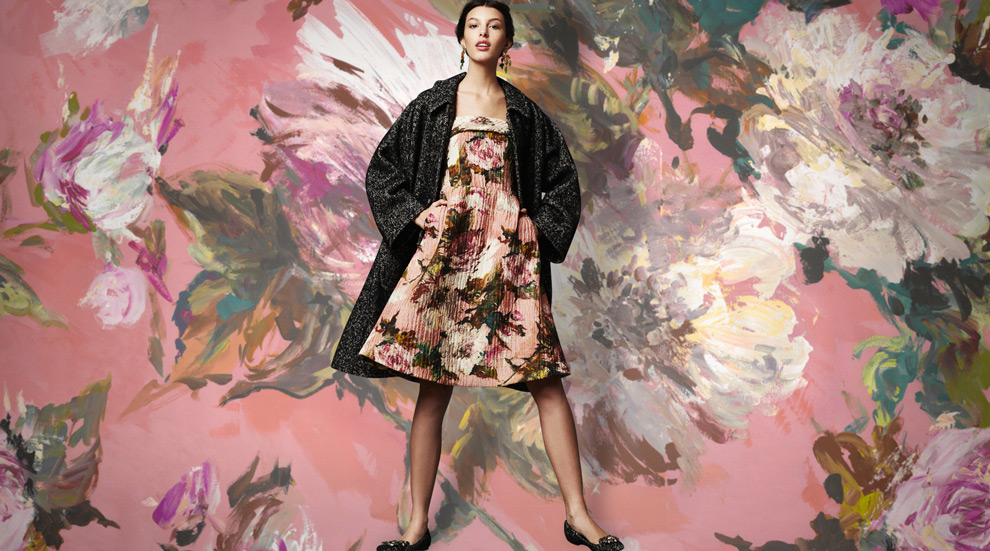 Latest Women Collection 2014 By Dolce and Gabbana (18)