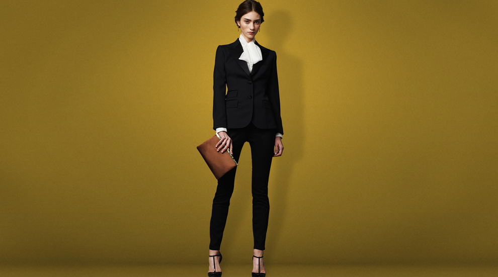 Latest Women Collection 2014 By Dolce and Gabbana (19)