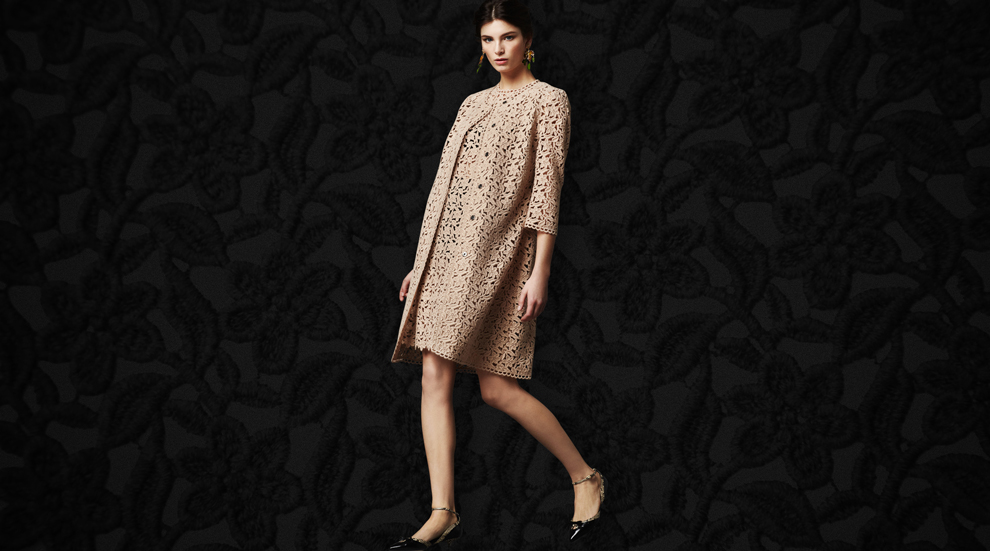 Latest Women Collection 2014 By Dolce and Gabbana (5)